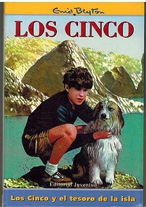 LOS CINCO Y EL TESORO DE LA: EMID BLYTON