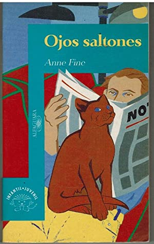 OJOS SALTONES: ANNE FINE