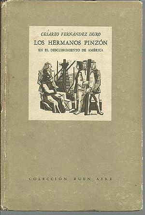 LOS HERMANOS PINZON EN EL DESCUBRIMIENTO DE AMERICA: CESAREO FERNANDEZ DURO