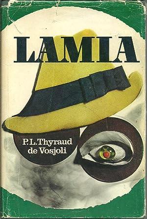LAMIA: P L THYRAUD DE VOSJOLI