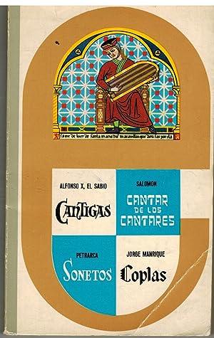 CANTIGAS DE SANTA MARIA EL CANTAR DE: ALFONSO X /