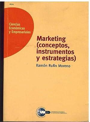 MARKETING (CONCEPTOS INSTRUMENTOS Y ESTRATEGIAS): RAMON RUFIN MORENO