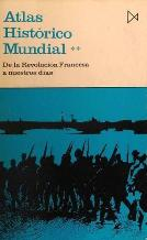 ATLAS HISTORICO MUNDIAL II. DE LA REVOLUCION: HERMANN KINDER WERNER