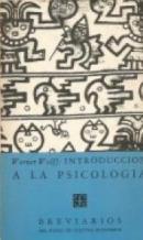 INTRODUCCION A LA PSICOLOGIA: WERNER WOLFF