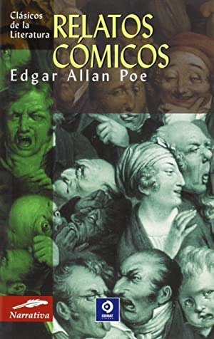 RELATOS COMICOS: EDGAR ALLAN POE