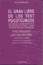 EL GRAN LIBRO DE LOS TEST PSICOTECNICOS: EQUIPO DE EXPERTOS