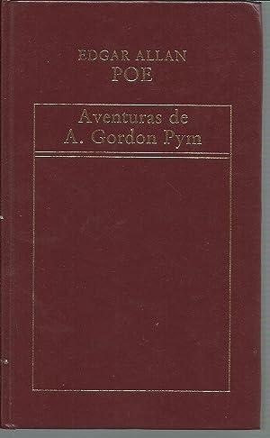 AVENTURAS DE ARTHUR GORDON PYM: EDGAR ALLAN POE