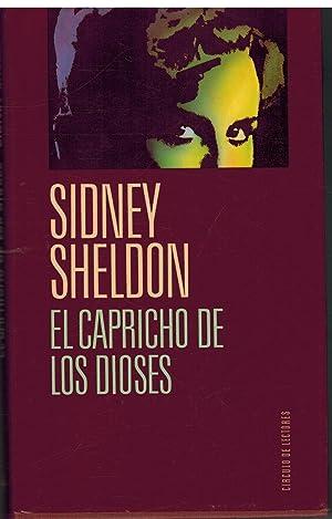 EL CAPRICHO DE LOS DIOSES: SIDNEY SHELDON