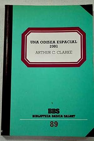 2001 UNA ODISEA ESPACIAL: ARTHUR C. CLARKE