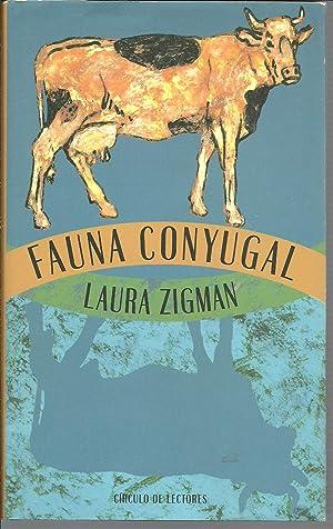 FAUNA CONYUGAL: LAURA ZIGMAN