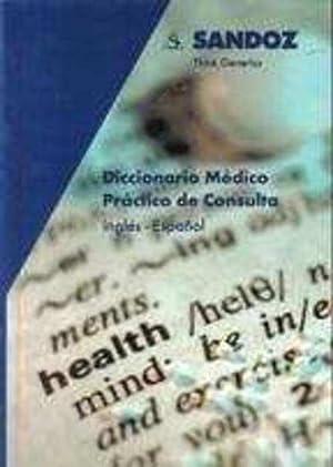 DICCIONARIO MEDICO.PRACTICO DE CONSULTA. INGLES-ESPAÃ'OL: THINK GENERIS