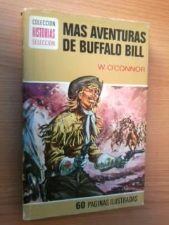 MAS AVENTURAS DE BUFFALO BILL: W O OCONNOR