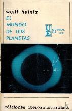 EL MUNDO DE LOS PLANETAS: WULFF HEINTZ