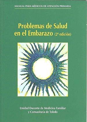 PROBLEMAS DE SALUD EN EL EMBARAZO: JOSE LOMBARDIA PRIETO