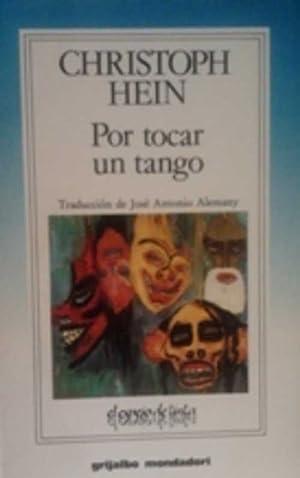 POR TOCAR UN TANGO: CHRISTOPH HEIN
