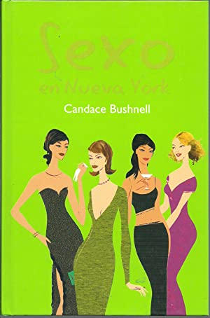 SEXO EN NUEVA YORK: CANDACE BUSHNELL