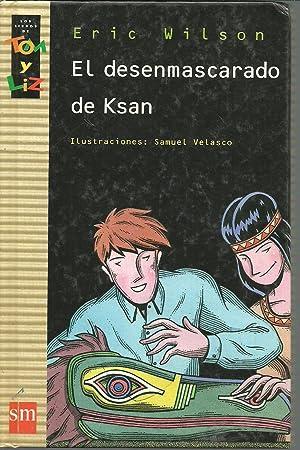 EL DESENMASCARADO DE KSAN: ERIC WILSON