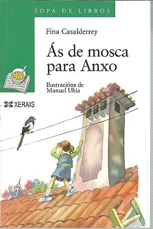 AS DE MOSCA PARA ANXO: FINA CASALDERREY