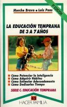 LA EDUCACION TEMPRANA DE 3 A 7: MERCHE BRAVO Y