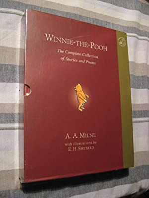 Winnie-The-Pooh: The Complete Collection of Stories and: Milne, A A