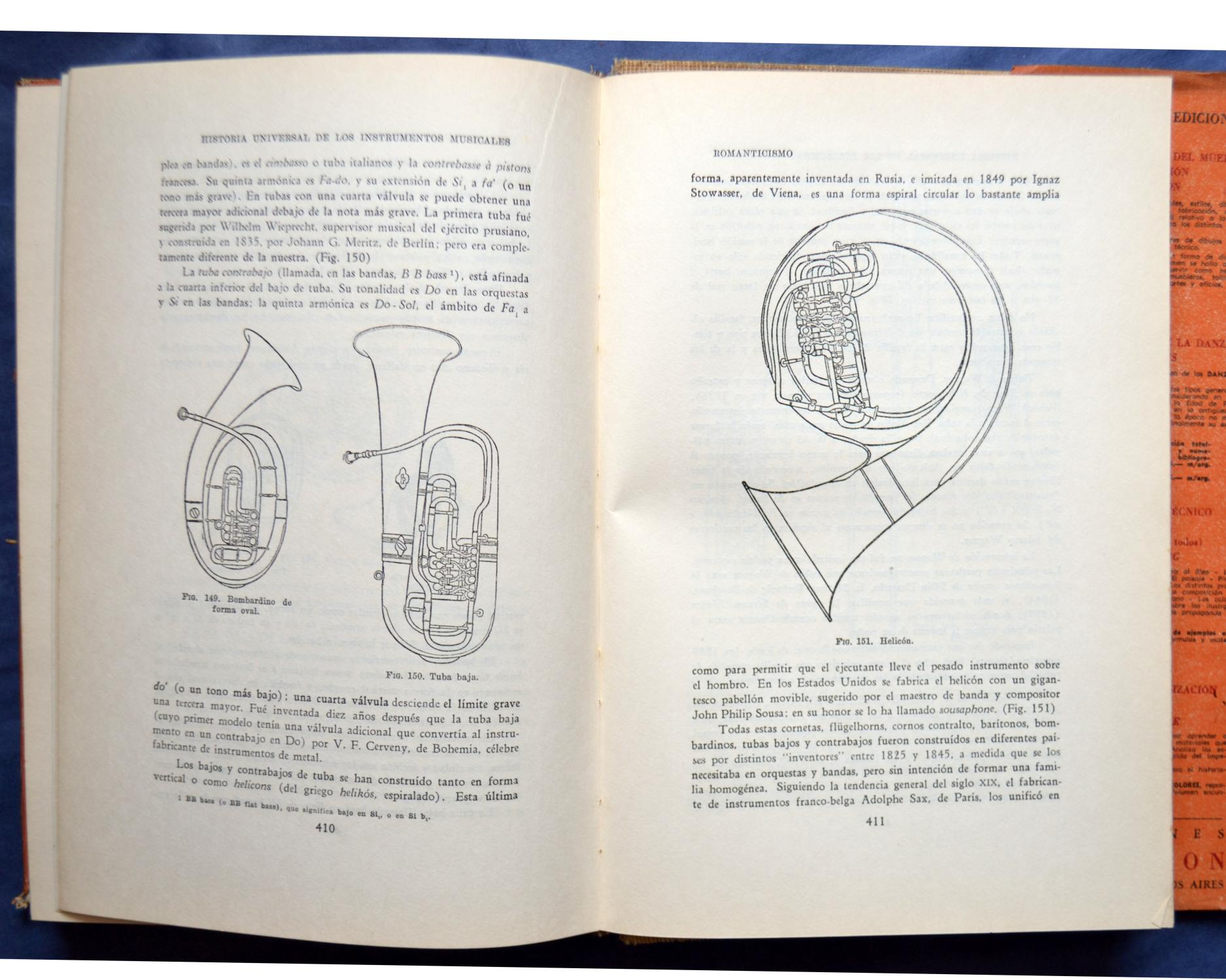 HISTORIA UNIVERSAL DE LOS INSTRUMENTOS MUSICALES: CURT SACHS