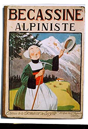 BECASSINE ALPINISTE: CAUMERY .- PINCHON