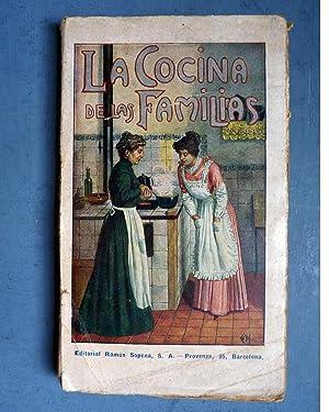 LA COCINA DE LAS FAMILIAS: ROSINA FARESTIER