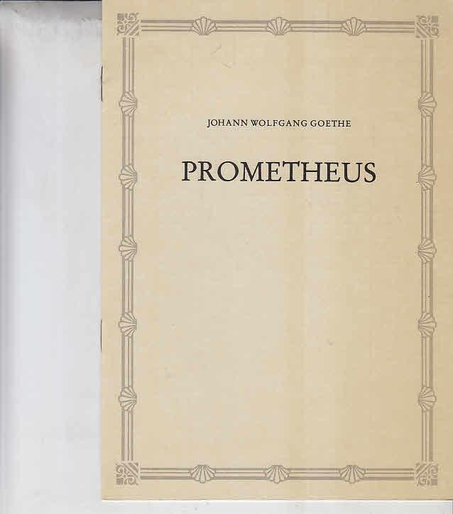 Prometheus. Faksimile