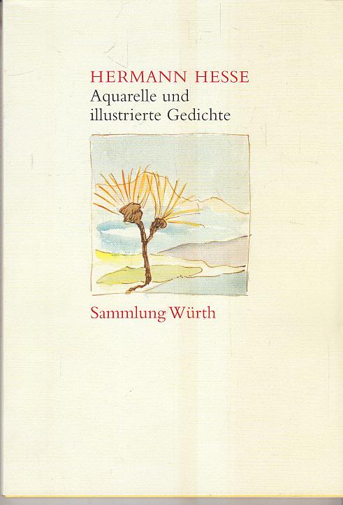 Hermann Hesse Aquarelle Und Illustrierte