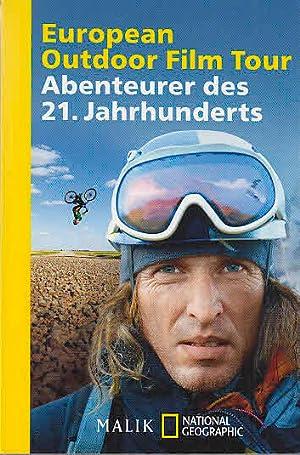 European Outdoor Film Tour : Abenteurer des: Hellinger, Joachim [Hrsg.]