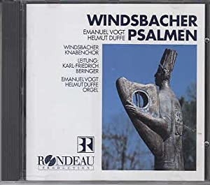 Windsbacher Psalmen Vol. 1