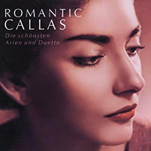 Romantic Callas (1cd)