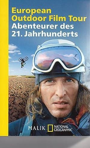 European Outdoor Film Tour : Abenteurer des: Hellinger, Joachim (Hrsg.)