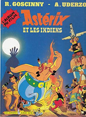 Asterix in French: Asterix et les Indiens