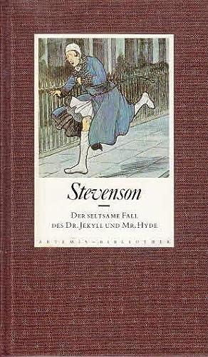 Der seltsame Fall des Dr. Jekyll und: Stevenson, Robert Louis: