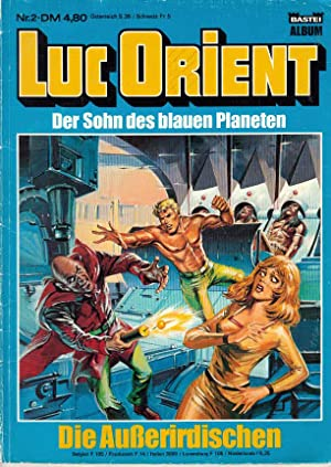 All Verlag Tyrann von Terango Comic NEUWARE Luc Orient 3 deutsch