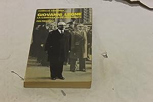 Giovanni Leone, la carriera di un presidente