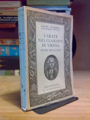 Lucio D' Ambra - L' ABATE NEI