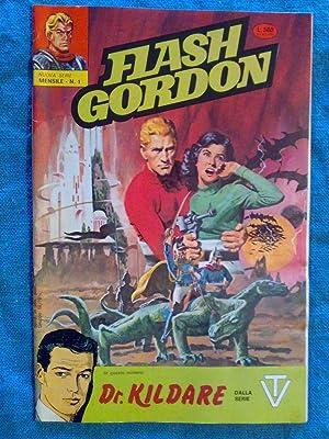 Flash Gordon - RITORNO SU MONGO -