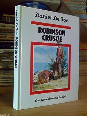 Daniel De Foe / ROBINSON CRUSOE -