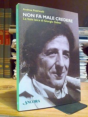 A. Pedrinelli - NON FA MALE CREDERE