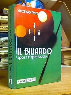Vincenzo Testa - IL BILIARDO / SPORT