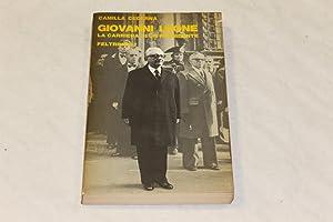 Giovanni Leone; La carriera di un presidente