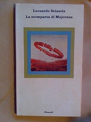 Leonardo Sciascia - LA SCOMPARSA DI MAJORANA