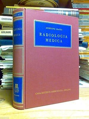 Arduino Ratti - RADIOLOGIA MEDICA - Ambrosiana