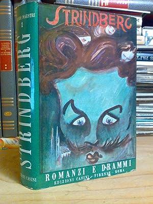 Strindberg - ROMANZI E DRAMMI - Casini