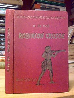 Robinson Crusoe - Marzocco 1951