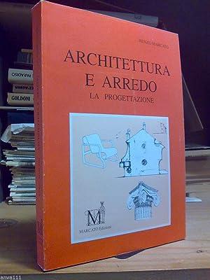 Renzo Marcato - ARCHITETTURA E ARREDO /