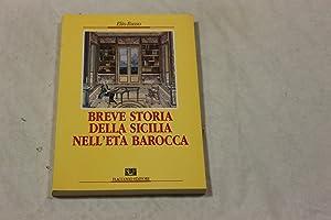 Breve storia della Sicilia nell'età barocca