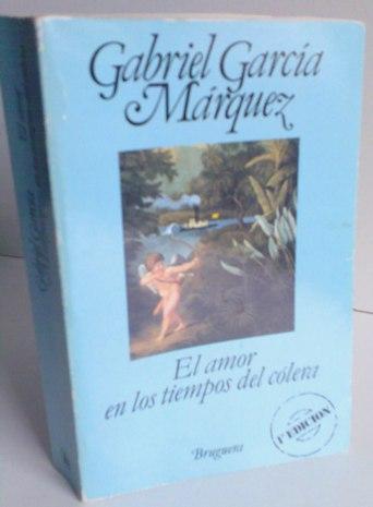 9780840210630 - Gabriel García Márquez: El Amor En Los Tiempos Del Cólera - Buch